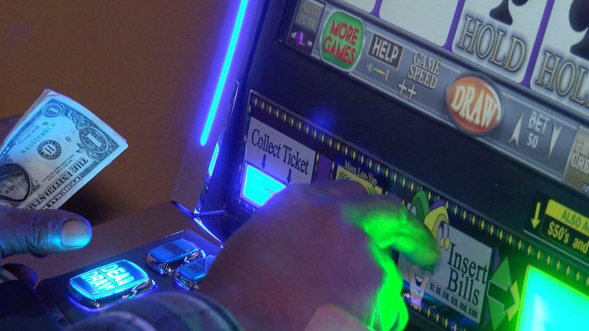 Governor Ivey forms gambling Study Group (Source: WAFB)