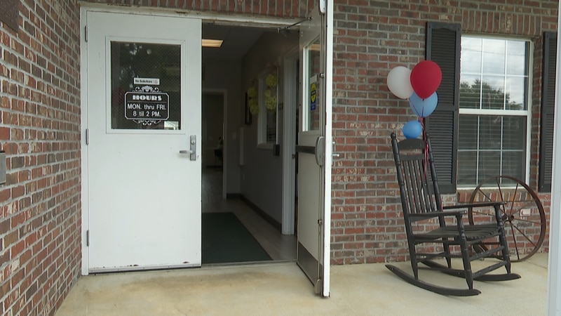 The Rose Hill Seniors Center and the East Geneva County Seniors Center re-opened their doors on...