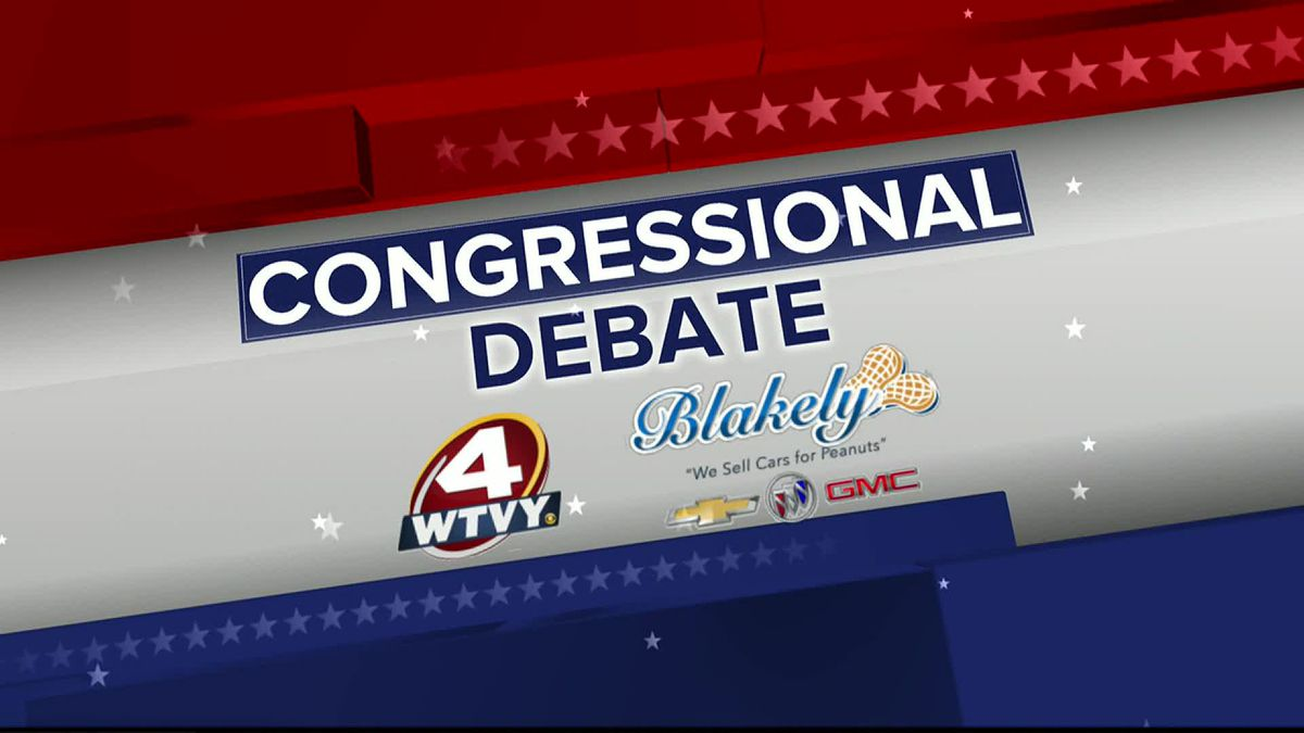 WTVY 2nd Congressional Debate