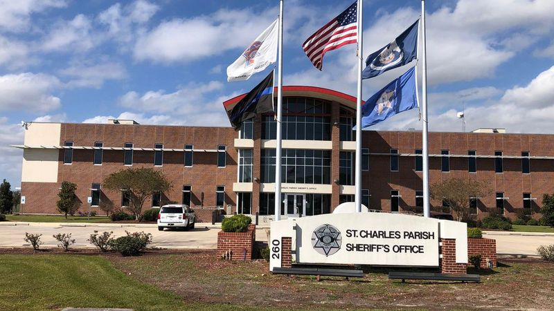 St. Charles Parish, La. Sheriff's Office