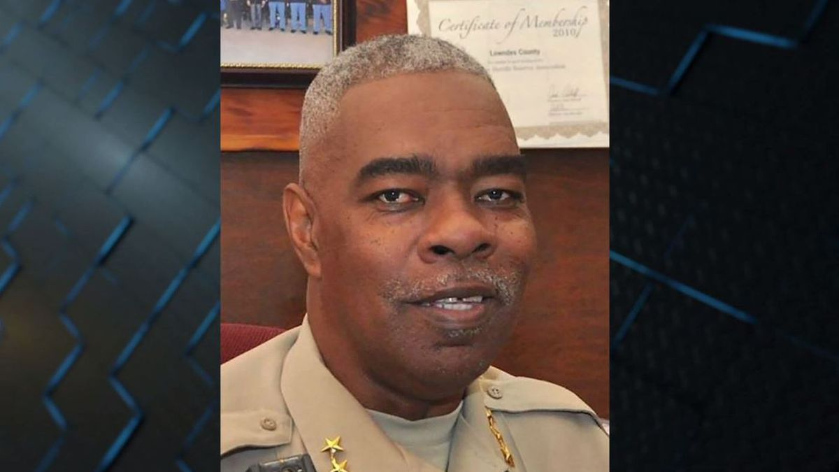 Lowndes County Sheriff Big John Williams was killed in a shooting at a Hayneville gas station on Nov. 23. (Source: Lowndes County Sheriff's Office)