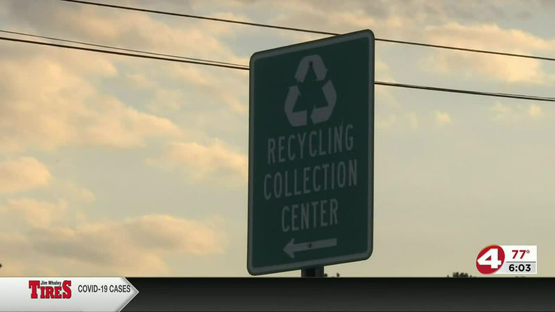Recycling in Enterprise and Ozark