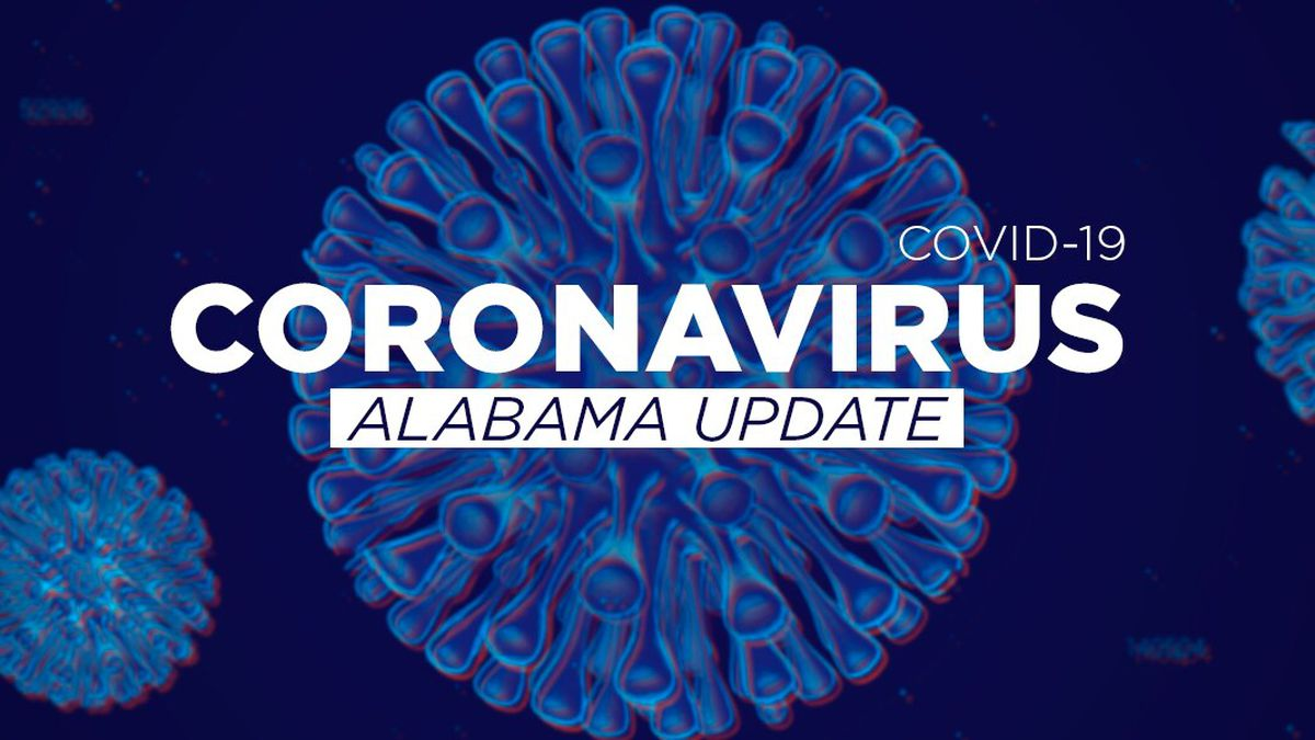 Alabama has surpasses 50,000 confirmed coronavirus cases as of Saturday morning, according to data from the Alabama Department of Public Health. (Source: WSFA 12 News)