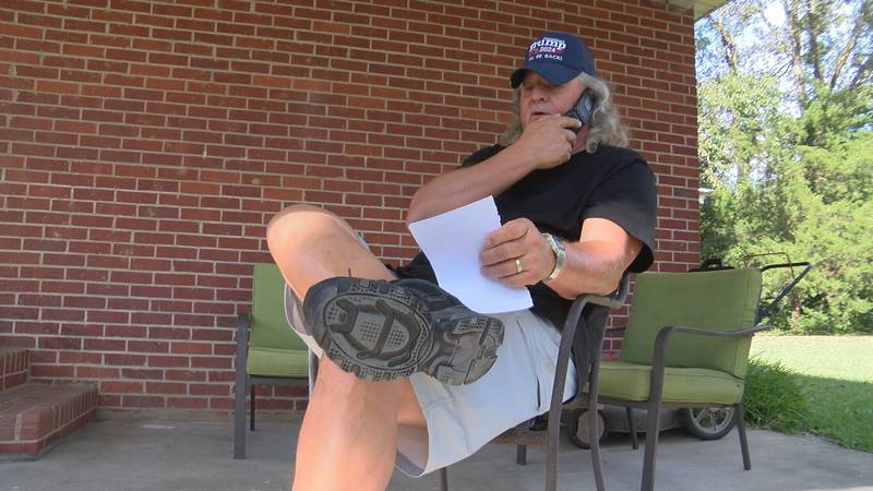 On Thursday around 8 a.m. Douglas Prinkey said he woke up to a voicemail from a MPD detective.