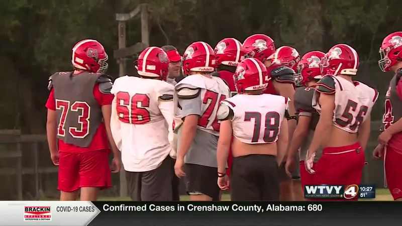 Abbeville Christian Generals eye another state title