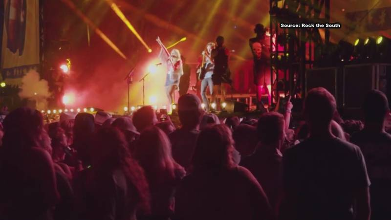A state health department official is worried the recent Rock The South event in Cullman along...