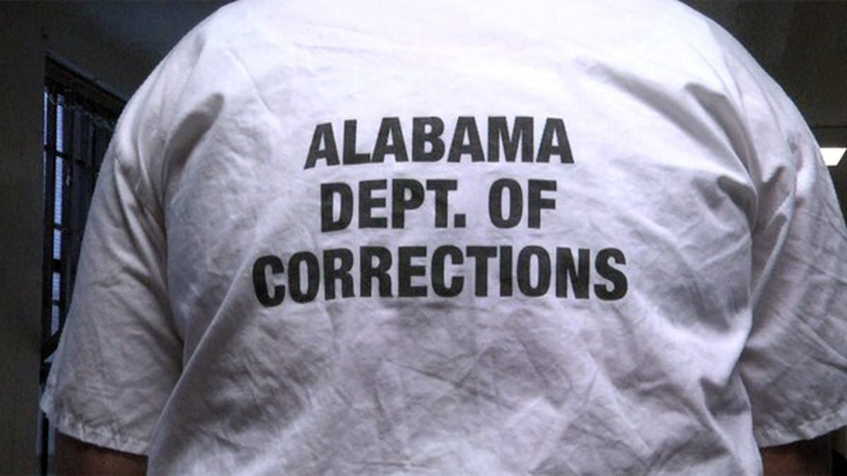 FILE PHOTO: The Alabama Department of Corrections (Source: WSFA)