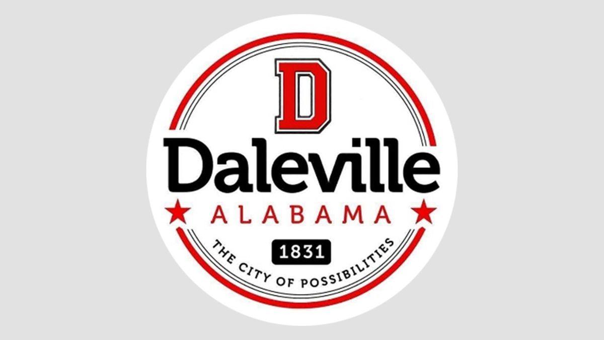 Daleville City Logo