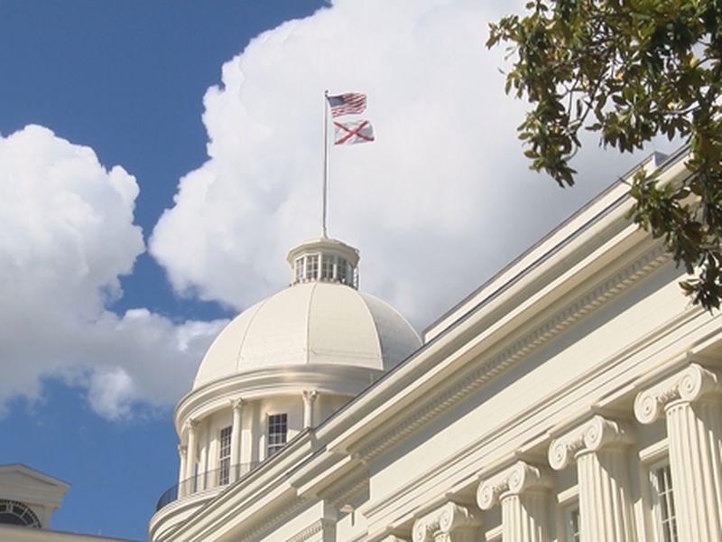 File Photo: The Alabama Capitol (Source: WSFA)