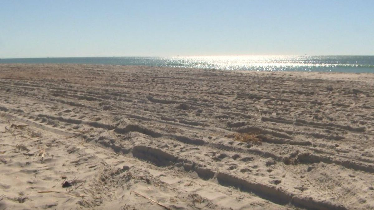 The swimming advisory for ocean sites in Oak Island was lifted on Saturday.