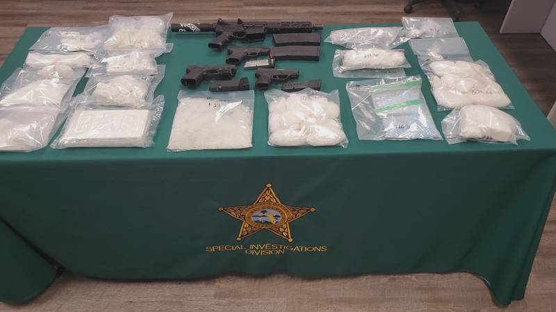 Operation Motor City ended with the arrest of nine people and warrants for one more.