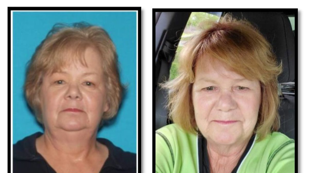 The Okaloosa County Sheriff's Office has issued a Silver Alert for 69-year old tourist Nancy Jane George, a visitor to Okaloosa County from Blue Eye, MO. (Courtesy: Okaloosa County Sheriff's Office)