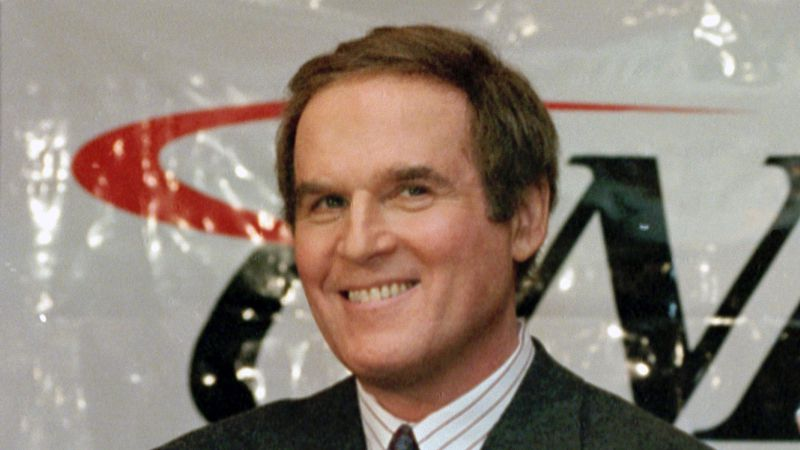 FILE - Actor/comedian Charles Grodin appears at a news conference announcing him as host of...