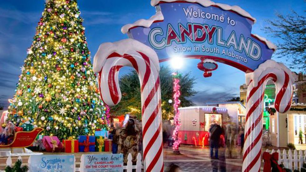 Candyland To Return To Andalusia With Alterations
