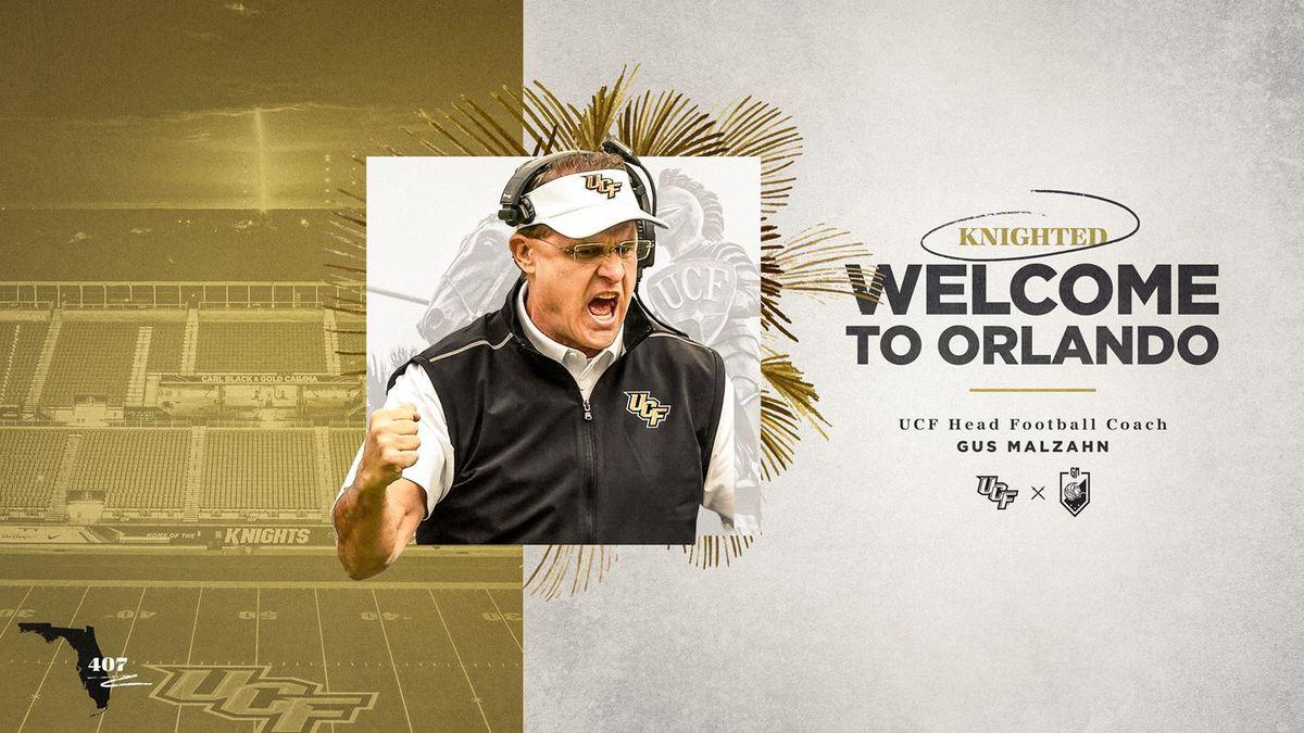 The University of Central Florida has announced the hiring of former Auburn head coach Gus...