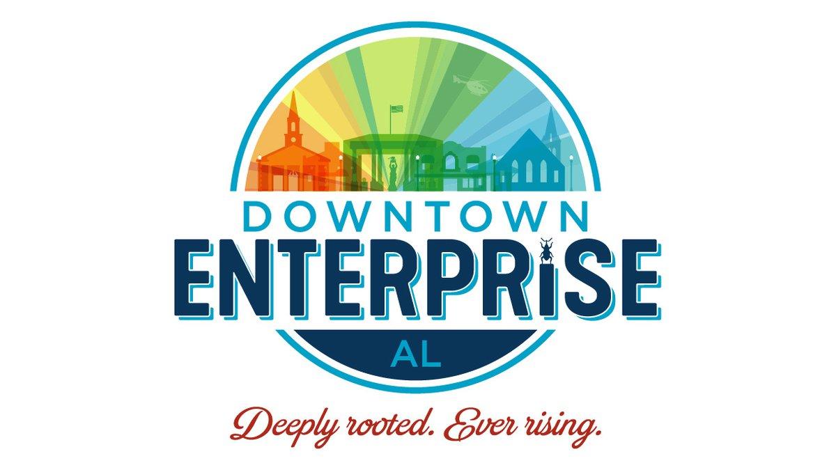 Downtown Enterprise, Ala.