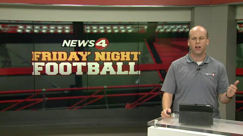 WTVY Friday Night Football - Sept. 10