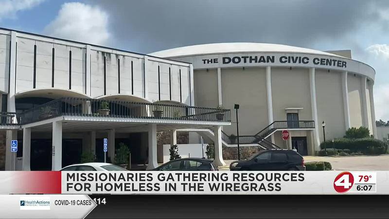 Homelessness in Dothan