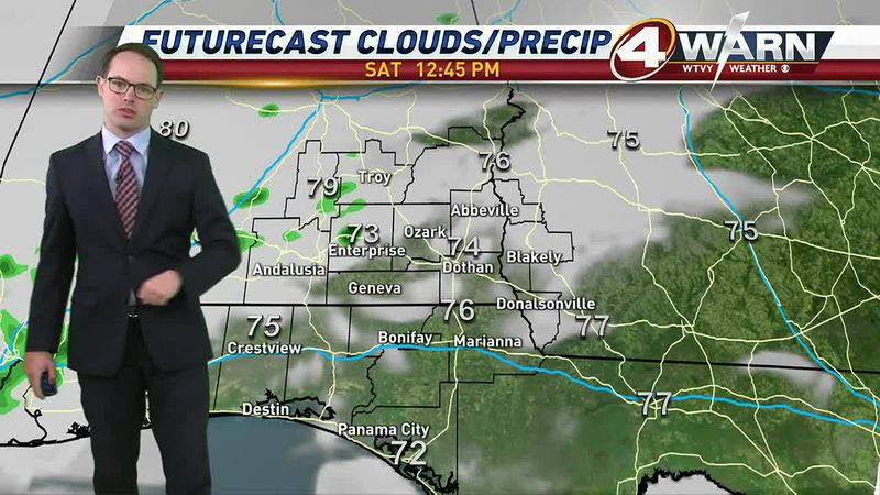 Meteorologist Zack Webster Weathercast, February 26, 2021