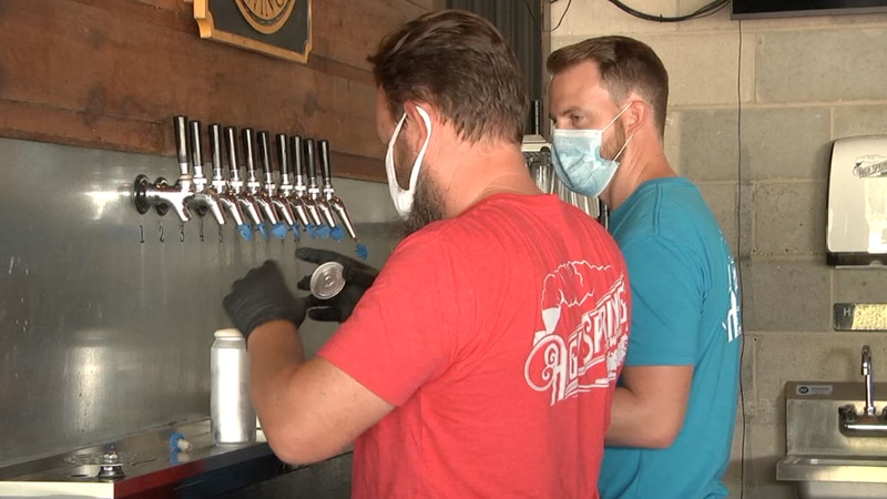 Breweries all across Florida are working together to make sure their businesses remain open...