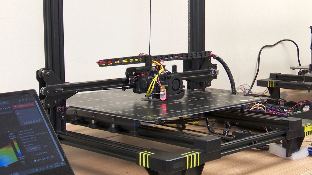 3D printing course