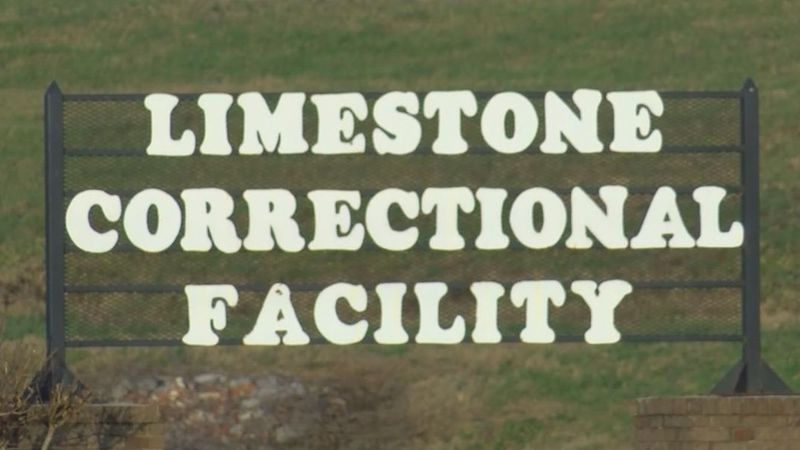 Limestone Correctional Facility in Harvest, Ala.