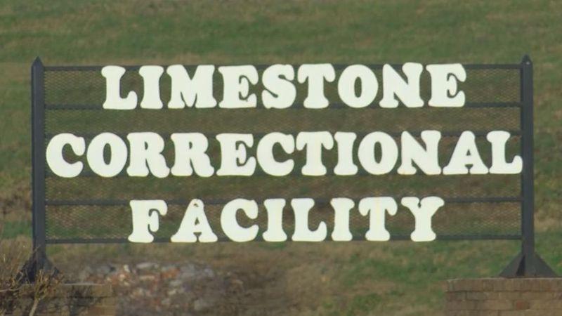Limestone Correctional Facility in Harvest, Ala.