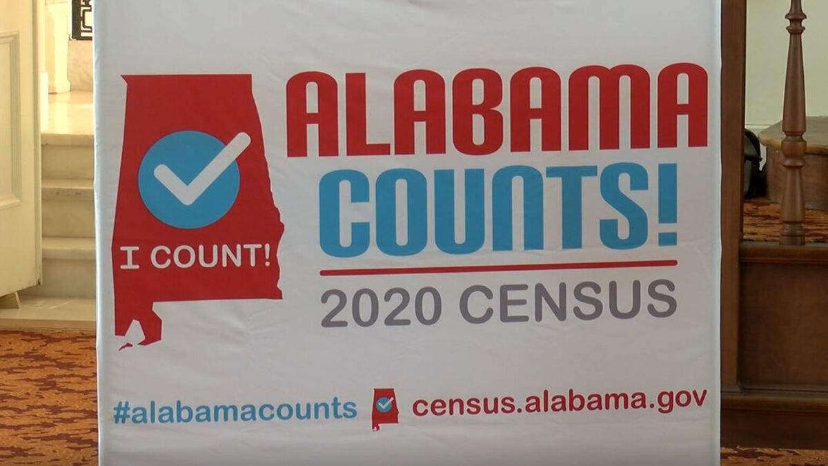 The 2020 Census is underway and Alabama's lag behind the nation could cost it one or even Congressional seats, and billions of dollars in federal funding.