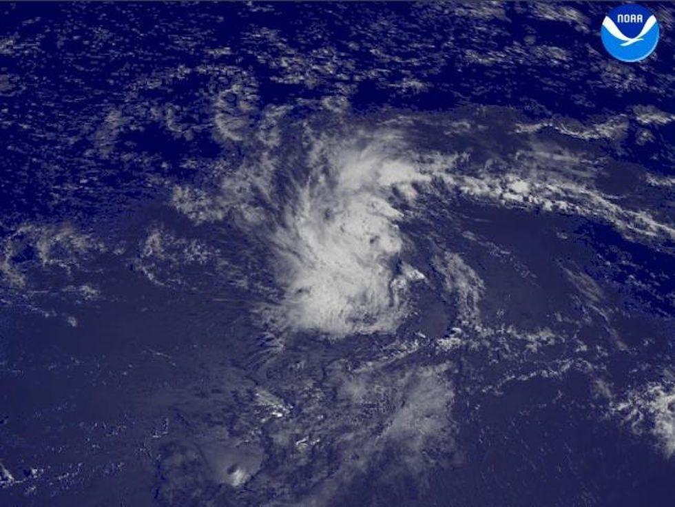 Tropical Depression 6 from the 2004 Atlantic hurricane season.