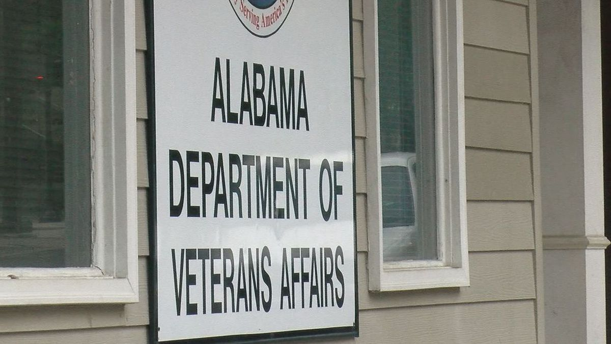 The Alabama Department of Veterans Affairs