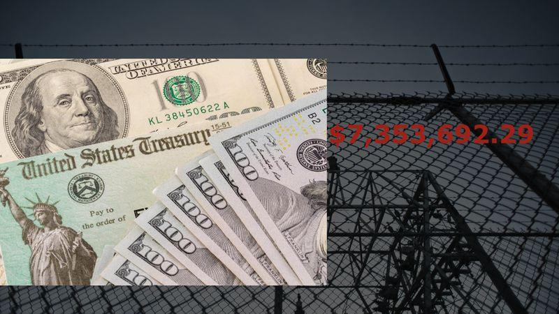 Alabama inmates sent $7.3 million in stimulus checks as of May 19, 2021.