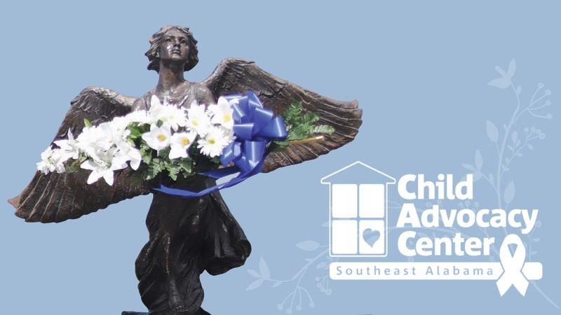 Southeast Alabama Child Advocacy Center Blue Ribbon Day of Hope