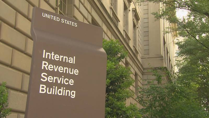 The IRS announced a new online tool to help families, who don't usually file tax returns,...