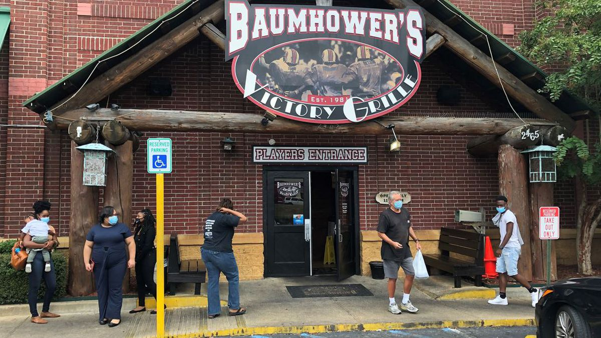 Many local bars and restaurants, like Baumhower's Victory Grille in Montgomery, say they are looking forward to the return of SEC football