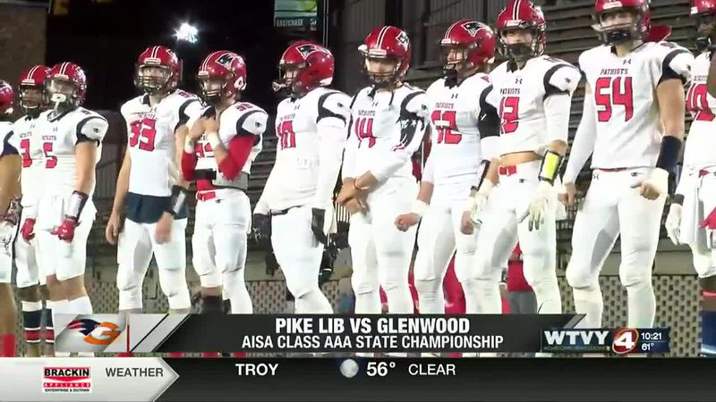 Pike Lib captures AISA Class AAA title over Glenwood