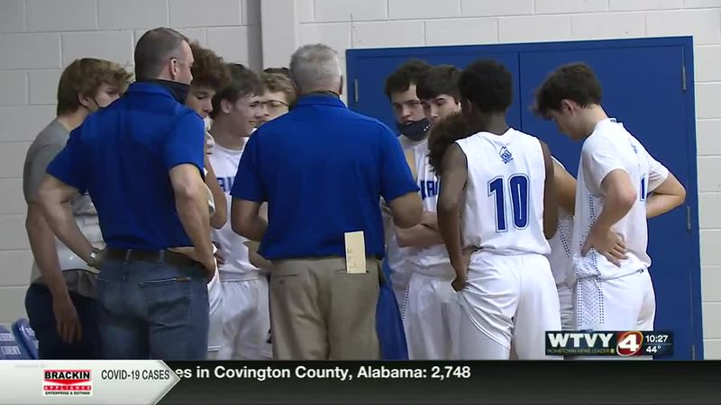 Houston Academy holds off G.W. Long 73-70