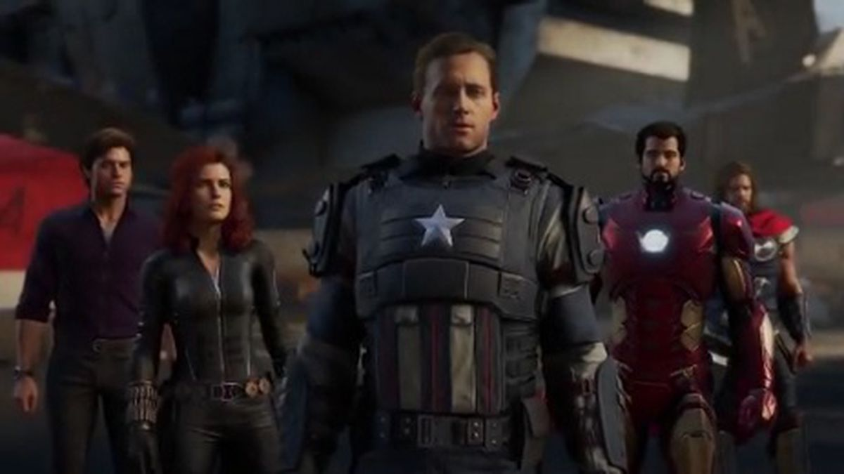 Its launch has been highly anticipated, ever since Disney's Marvel Entertainment and video game publisher Square Enix announced two years ago that they were partnering up.   <br />Courtesy: Marvel Entertainment / Square Enix / CNN