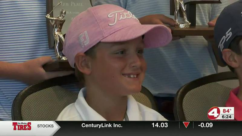 Three champions crowned at Future Masters