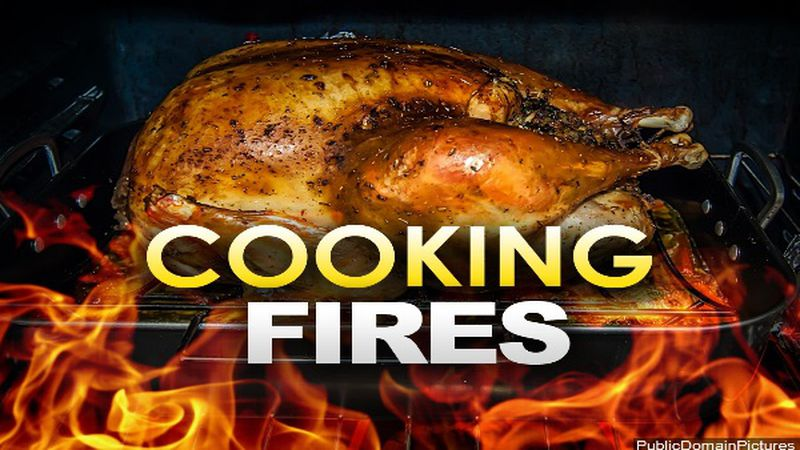 Firefighters are urging you to follow a few safety tips to avoid a cooking fire at your home...