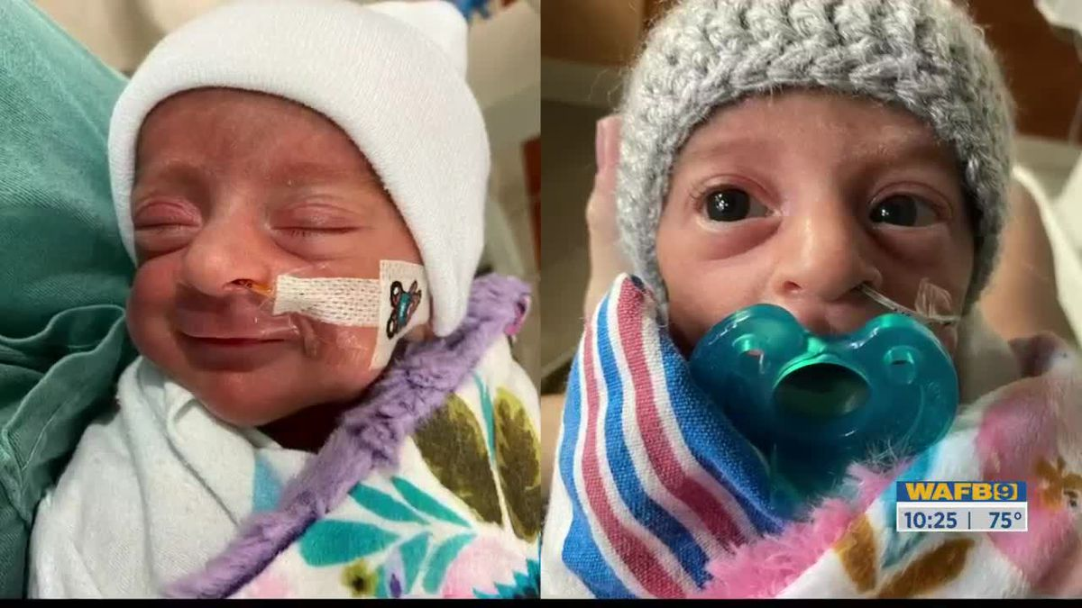 HEALTHLINE: Baton Rouge parents welcome rare second set of identical twins