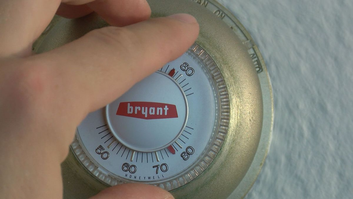A federal program suggests setting your thermostat above 78 degrees to save money and energy.