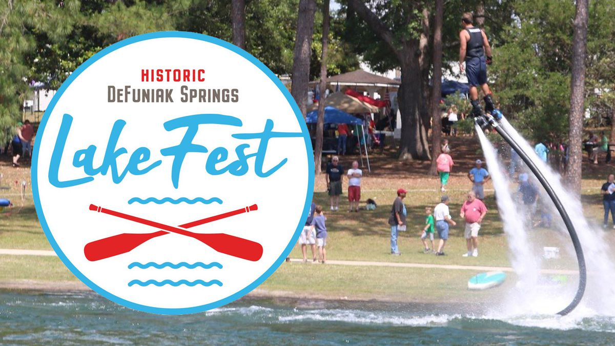 DeFuniak Springs LakeFest