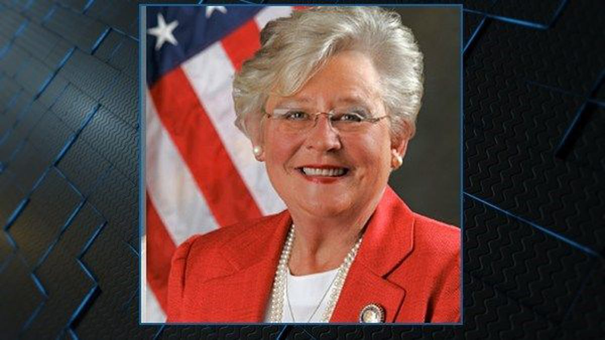 Gov. Kay Ivey. (Source: Lieutenant Governor's Office)