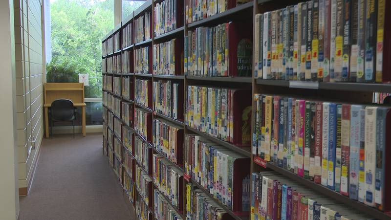Jackson County Public Library is nearly done with the summer reading program to help kids grow...
