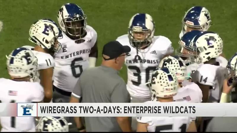 2021 Wiregrass Two-A-Days: Enterprise Wildcats