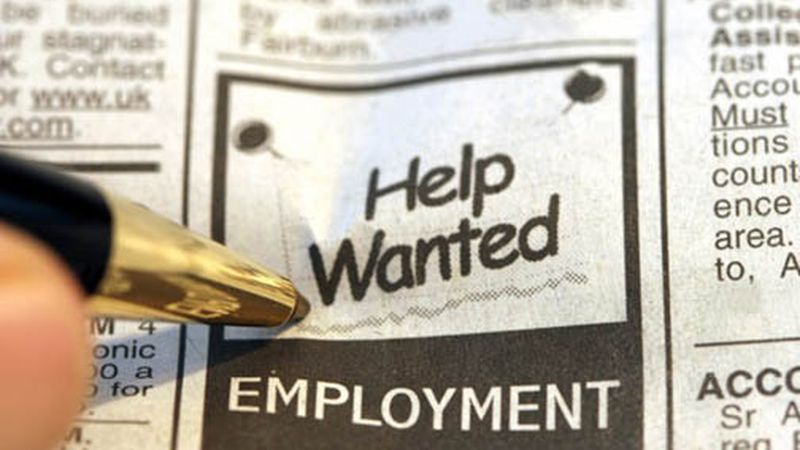 The economy added fewer jobs last year than previously thought, but unemployment remains low,...