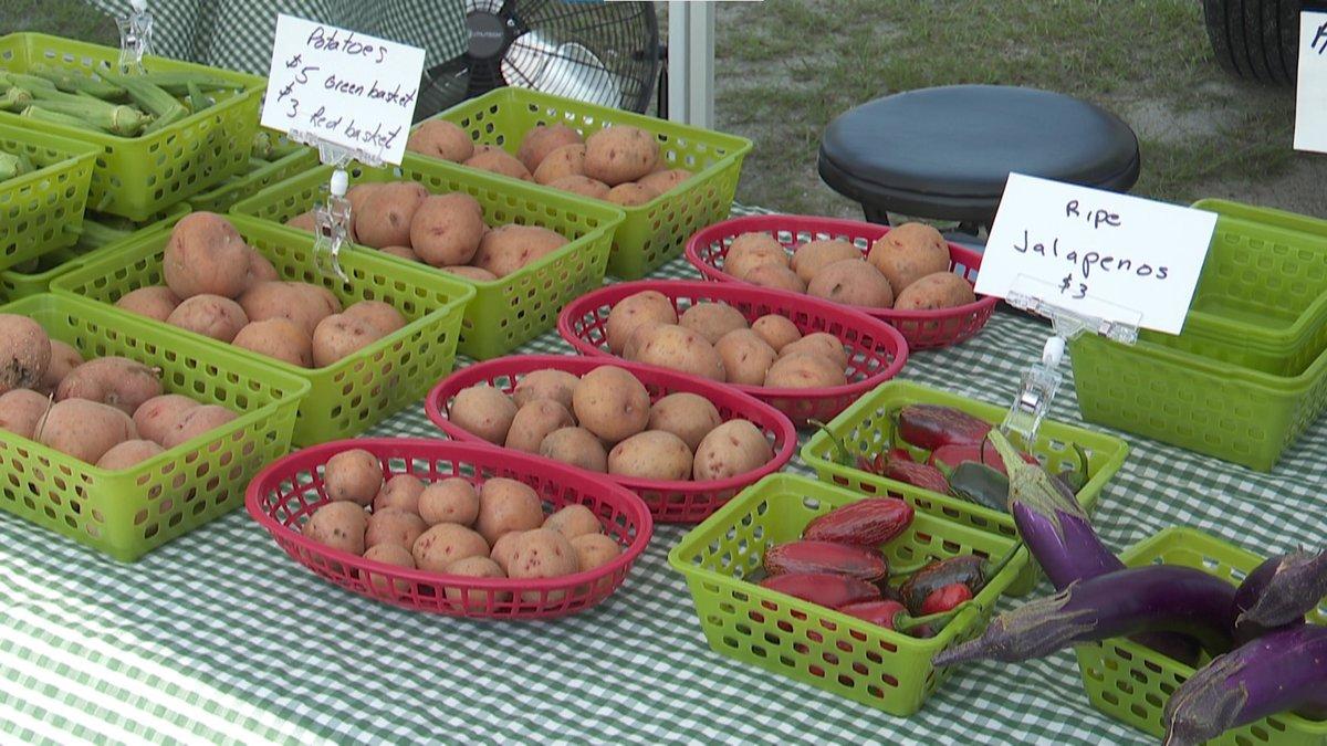 Poplar Head Farmers Market