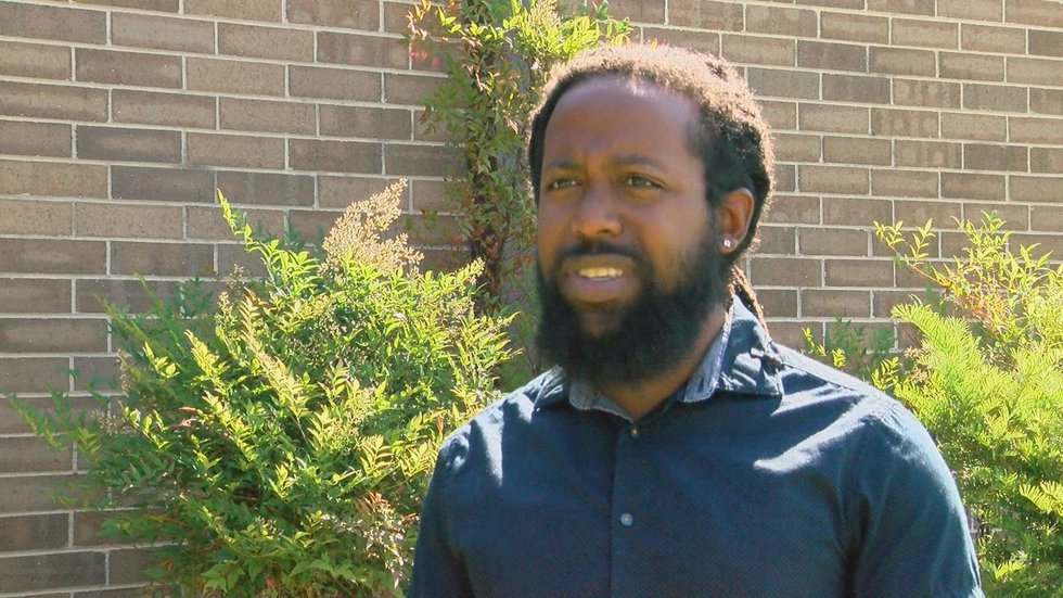 James Pratt Jr. is a criminal justice instructor at ASU and board member of activitst group...