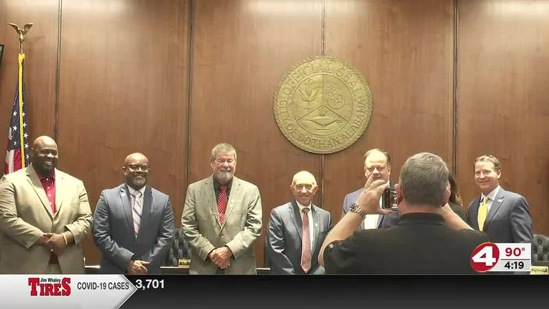 goodbye to commissioners