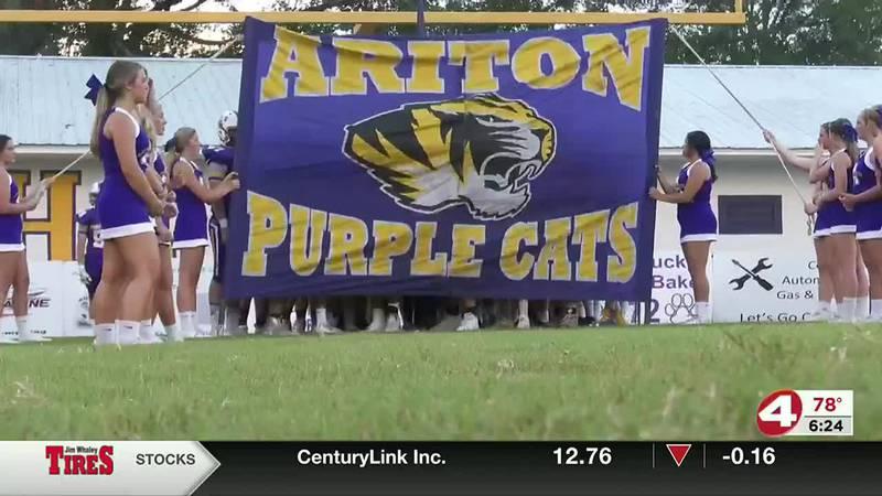 2021 Wiregrass Two-A-Days: Ariton Purple Cats